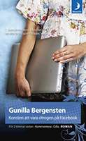 """Omslagsbild till boken """"Konsten att vara otrogen på Facebook""""."""
