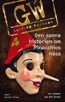 Omslagsbild till Den sanna historien om Pinocchios näsa.