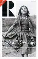 Omslagsbild till 500 år i Sverige, Pockettidningen R.