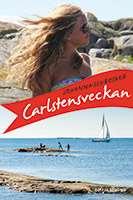 """Omslagsbild till boken """"Carlstensveckan""""."""