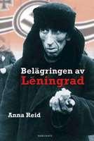 Omslagsbild av Belägringen av Leningrad.