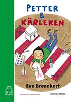 """Omslagsbild till boken """"Petter & kärleken""""."""