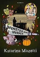 Omslagsbild till Monster och mörker.