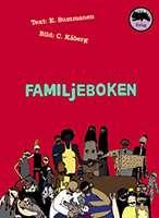 Omslagsbild till boken Familjeboken.