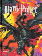 Omslagsbild till Harry Potter och fenixorden.