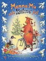 Omslagsbild till Mamma Mu och kråkans jul.