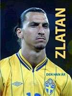 Omslagsbild till Zlatan - den han är.