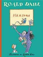 Omslagsbild till Häxorna.
