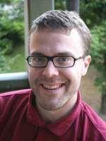 Mikael Weiss, bibliotekarie vid Uppsala stadsbibliotek