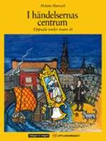 Omslag till boken I händelsernas centrum, av Helena Harnesk.