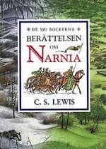 Omslagsbild till Berättelsen om Narnia.