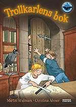 Omslagsbild till Trollkarlens bok.