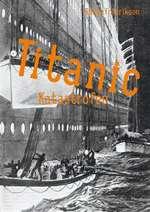 Omslagsbild till Titanic - katastrofen.