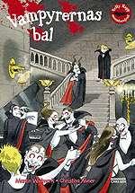 Omslagsbild till Vampyrernas bal.