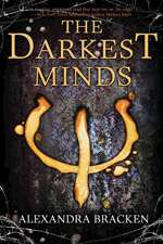 Omslagsbild till The darkest minds.