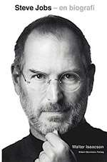 Omslagsbild till boken Steve Jobs – en biografi.