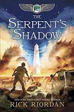 Omslagsbild till The serpent's shadow.