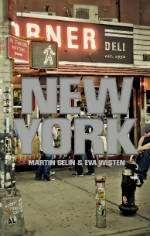 Omslagsbild till New York av Martin Gelin och Eva Wisten.