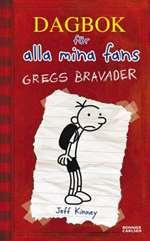 Omslagsbild till Gregs bravader.