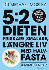 Omslagsbild till 5:2-dieten.