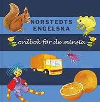 Omslagsbild till Norstedts engelska ordbok för de minsta.