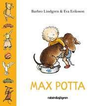 Omslagsbild till Max potta.