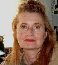 Elfriede Jelinek. Foto: G. Huengsberg (Bilden licensierad under Creative Commons Attribution-Share Alike 3.0 via Wikimedia Common)