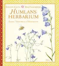 Omslagsbild till Humlans herbarium.