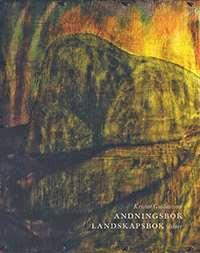 """Omslagsbild till boken """"Andningsbok - Landskapsbok""""."""