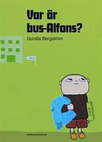 Omslagsbild till Var är bus-Alfons?