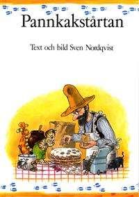 Omslag till boken Pannkakstårtan av Sven Nordqvist.