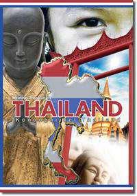 Omslagsbild till boken Thailand.