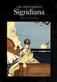 """Omslagsbild till boken """"Sigridiana""""."""