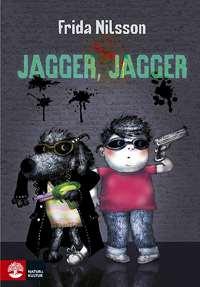Omslagsbild til Jagger, Jagger.