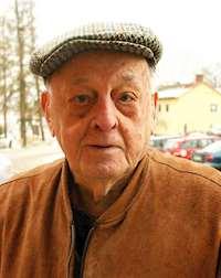 Arthur Svedberg, känd tegelbruksprofil i Heby