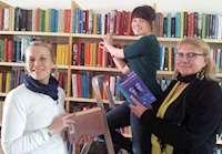 Lotta Nord, Linda Djurström och marianne Helgesson