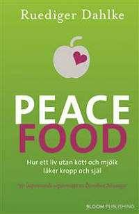 Omslagsbild till Peace food.