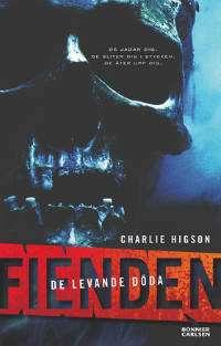 Omslagsbild till Fienden, del i serien De levande döda.