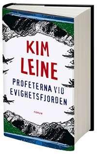"""Omslagsbild till boken """"Profeterna vid evighetsfjorden""""."""