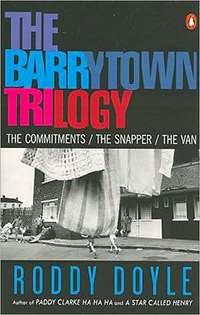 Omslag till Barrytown-triologin.