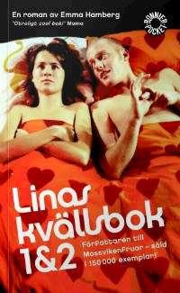 Omslagsbild till Linas kvällsbok.