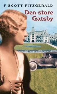 Omslagsbild till Den store Gatsby.
