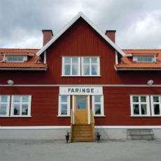 Faringe stationshus.