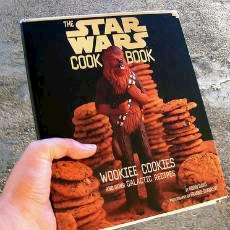 Star Wars kokbok kakrecept