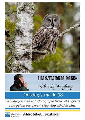 Ut i naturen med Nils-Olof Engberg
