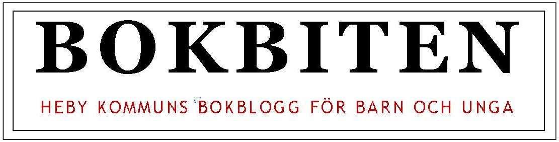 Logga för bloggen Bokbiten